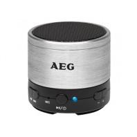 AEG Bluetooth Lautsprecher BSS 4826 (Grau)