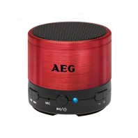 AEG Bluetooth Lautsprecher BSS 4826 (ROT)