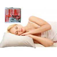 Anti-Acaria allergisch schützende Kissenhülle