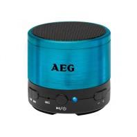 AEG Bluetooth Lautsprecher BSS 4826 (Blau)