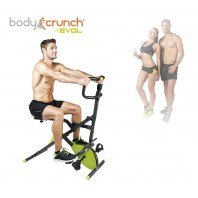 Body Crunch Evol 2-in-1 Hometrainer