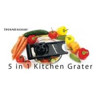 5 in 1 Kitchen Grater (Küchenreibe)