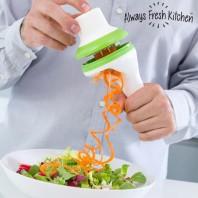 Always Fresh Kitchen 3 in 1 Spiral Schälmesser