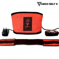 Abdo Belt S Vibrationsgürtel mit Saunaeffekt
