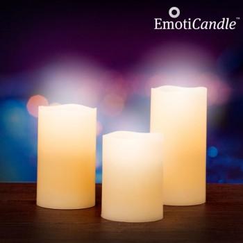 Emoti Candle Blow Sensor LED Kerzen