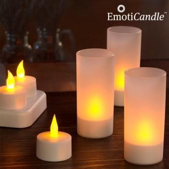 Emoti Candle Teelichter