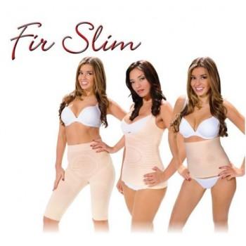 Fir Slim Formwäsche, Oberteil+Shorts+Gürtel