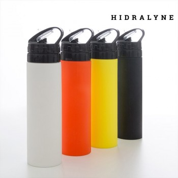 Hidralyne Silikon Sportflasche