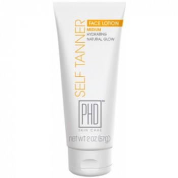 PHD Self Tanner Face Lotion