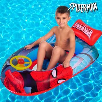 Spiderman aufblasbares Boot