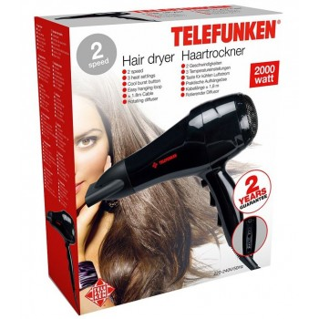 Telefunken Haartrockner