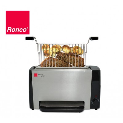 ronco men Love the idea of a home rotisserie but short on countertop space then meet your new kitchen favorite, the ronco st5250 series ez store rotisserie load the chicken.
